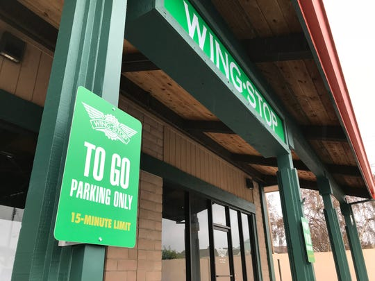 Salinas' newest Wingstop will be located on the city's south side at 1130 S. Main St.