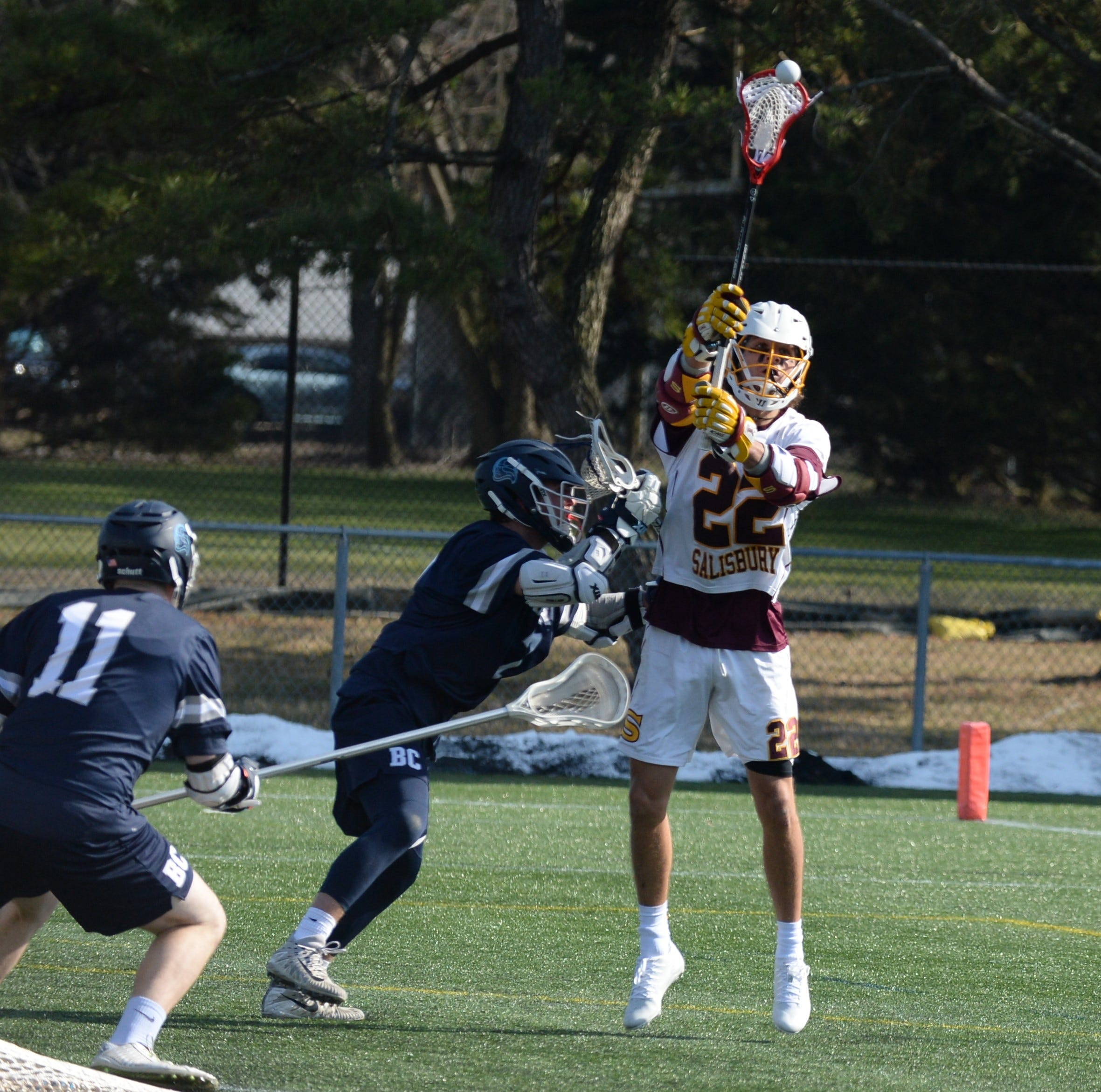 Salisbury men's lacrosse rallies for nonconference win