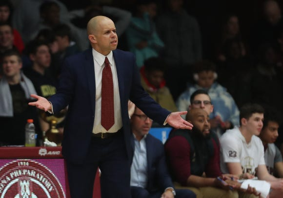 Stepinac defeated Iona 65-59 in basketball action at Iona College in New Rochelle Feb. 2,  2019.
