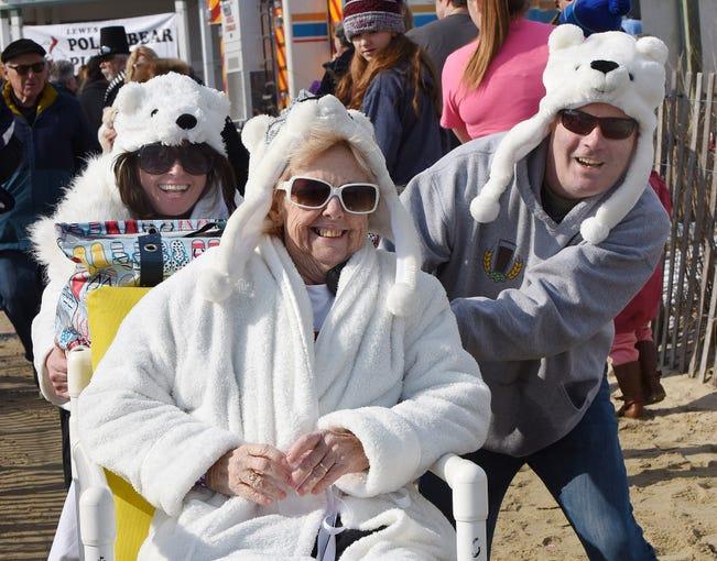 Lewes Polar Bear Plunge 2019