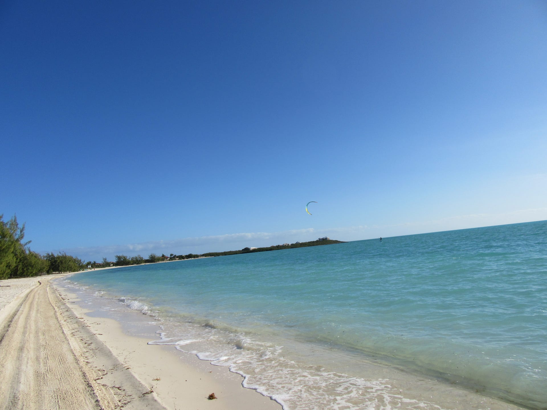 Stretching for 3 miles along the southeast coast of Providenciales on Turks and Caicos, Long Bay Beach is a world away and a short drive from the more popular Grace Bay Beach.