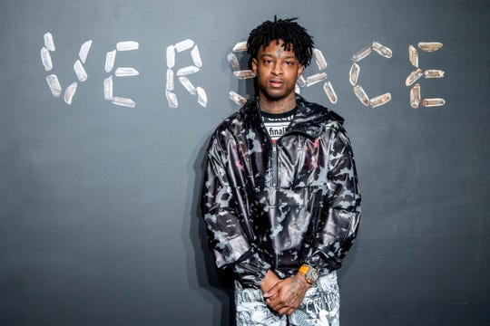 Grammy-nominated rapper 21 Savage is in federal immigration custody, according to authorities in Atlanta.