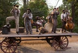"Gary Carr stars as New Orleans cornetist and jazz pioneer Buddy Bolden in the movie ""Bolden,"" featuring music by Wynton Marsalis."