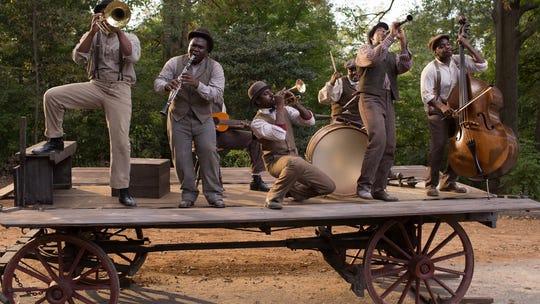 Exclusive trailer: 'Bolden' movie centers on a jazz pioneer