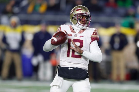 Florida State quarterback Deondre Francois has been dismissed from the team.