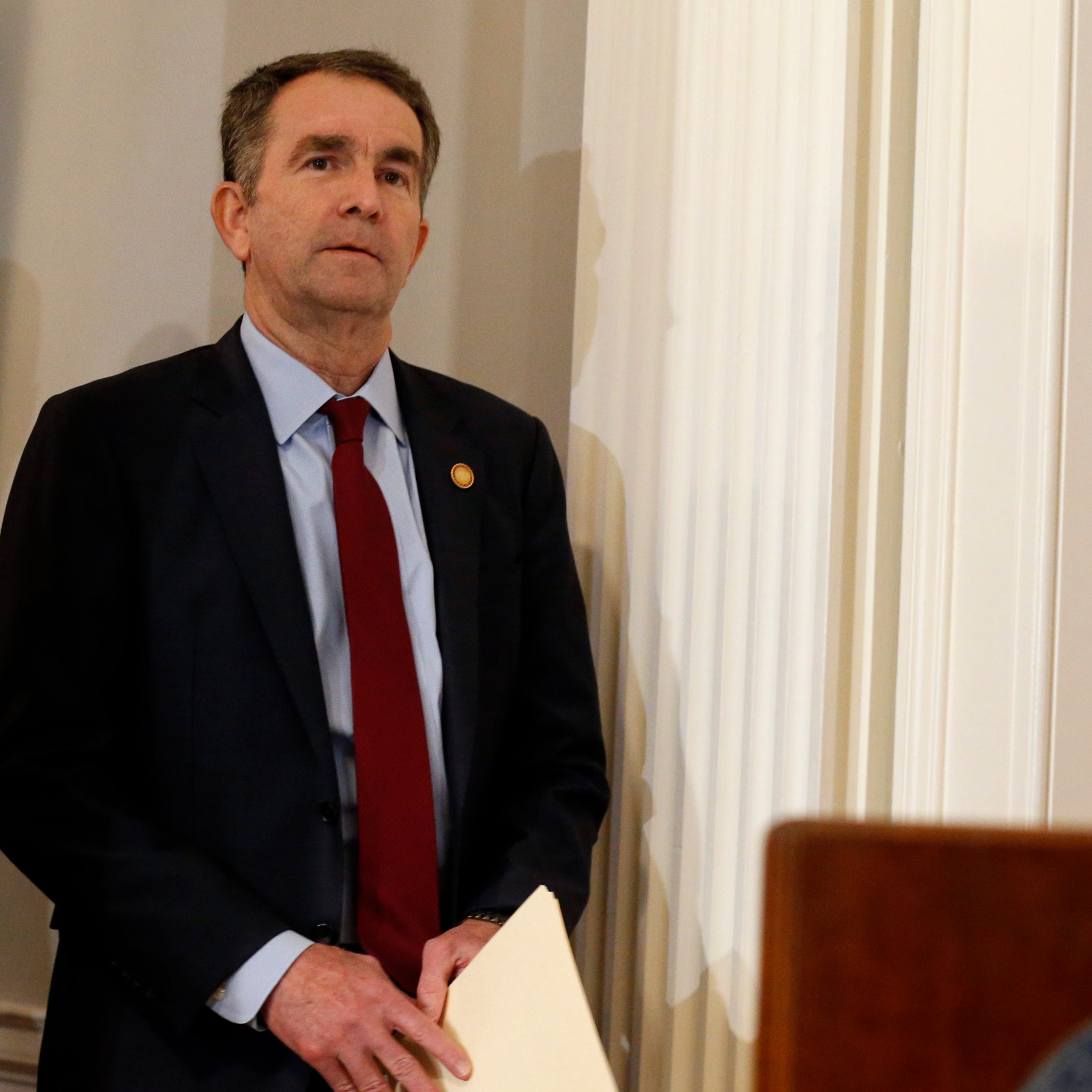 Northam yearbook debacle: Clever divide and conquer ploy, says reader