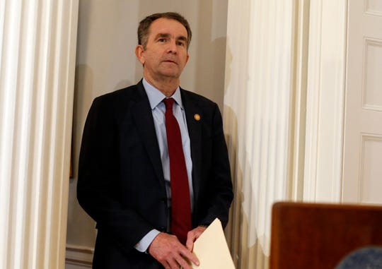 Virginia Gov. Ralph Northam has drawn fire for a racial photo in his college yearbook as well as for comments about now-tabled abortion legislation.