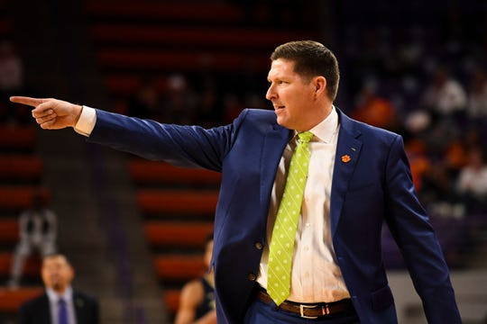 Clemson coach Brad Brownell says good defense is what gives the Tigers a chance to surge in the final month of the regular season.