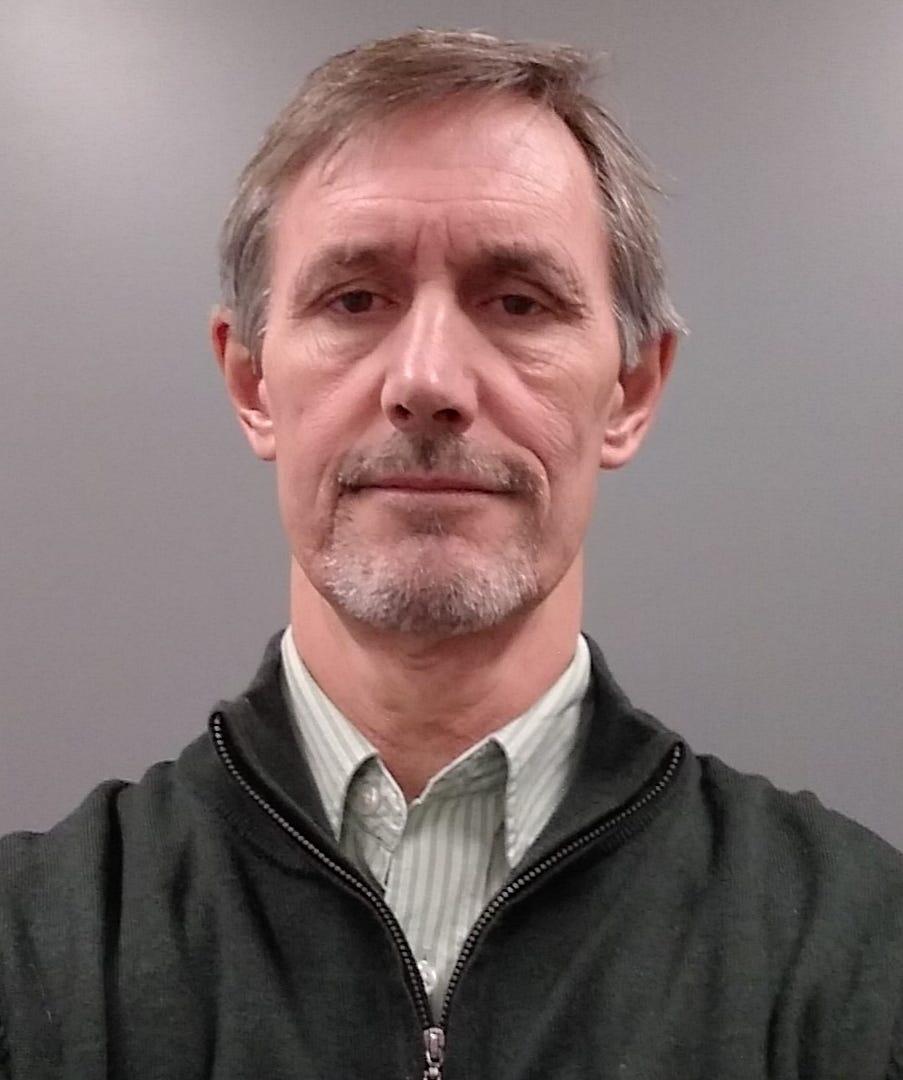 Brian Tungate, Menasha's parks and recreation director