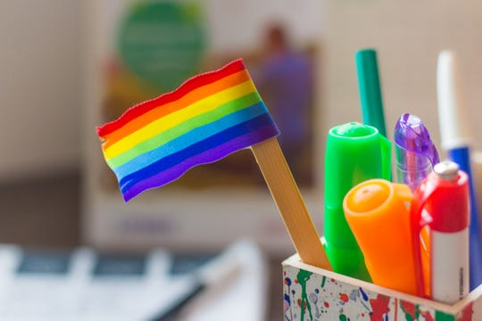 New Jersey becomes second state in nation to require that schools teach LGBT history.