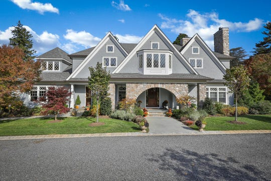 Rumson home at 41 Bellevue is absolute perfection.