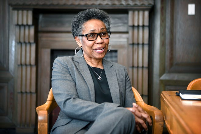 Debra Campbell talks about the important issues facing the city of Asheville. Campbell started as Asheville city manager in December 2018. Before coming to Asheville she was the assistant city manager for Charlotte.