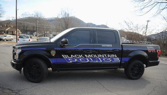 The newest addition to the fleet of the Black Mountain Police Department is Ford F-150 King Ranch truck that was seized in during the course of a drug arrest in town. The vehicle is used by the department's K-9 unit