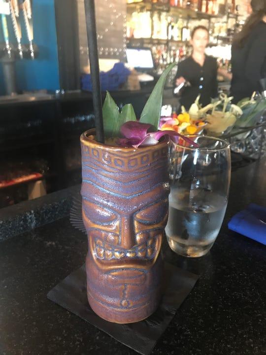 The Real McCoy Tiki cocktail