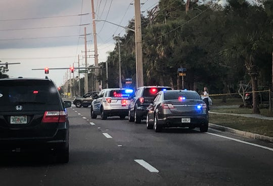 Police in Rockledge probe shooting of passenger on Sunday