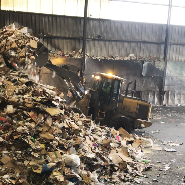 The five Chittenden County properties that may house a new recycling plant