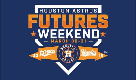 Houston Astros Futures Weekend