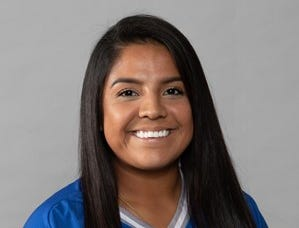 Texas A&M Kingsville senior Arabella Acosta-Cantu (Gregory-Portland): Started 43 of 46 games. Her 13 strikeouts were the fewest on the team among those with at least 100 at-bats.