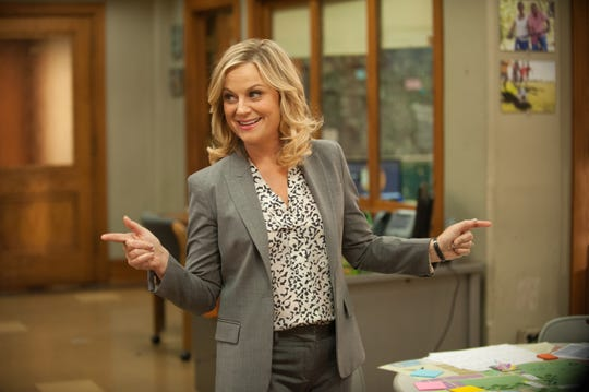 "Galentine's Day was first christened as an empowering women's alternative (or companion) to Valentine's Day on the NBC television series ""Parks and Recreation.'' Star Amy Poehler as Leslie Knope threw a Galentine's Day bash for her best gal pals in Season 6 (2010)"