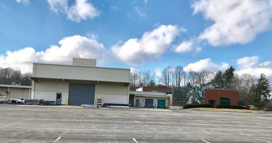 Another view of the former 3M Co. plant in Milford where Pivotek is moving its headquarters.