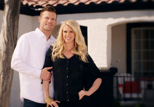 "Aubrey and Bristol Marunde of HGTV's hit home renovation television show ""Flip or Flop Vegas"" will be at the Des Moines Home + Garden Show."