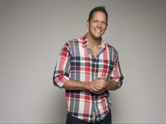 """Chris Lambtonwill be in town this weekend for the Des Moines Home + Garden Show, Thursday through Sunday at the Iowa Events Center.Lambton is a professional landscaper and television host from DIY Network's """"Yard Crashers,"""" """"Lawn & Order"""" and HGTV's """"Going Yard."""""""