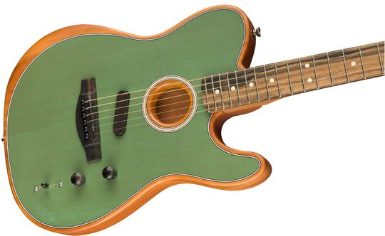 Fender's new Acoustasonic Telecaster.