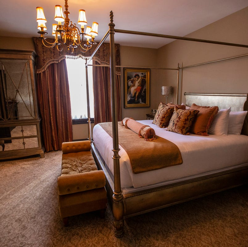 More Detroit hotels are in the pipeline. Here's why