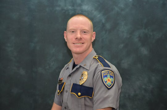 Cpl. Shane Totty was killed in a motorcycle accident Friday in Baton Rouge, La.