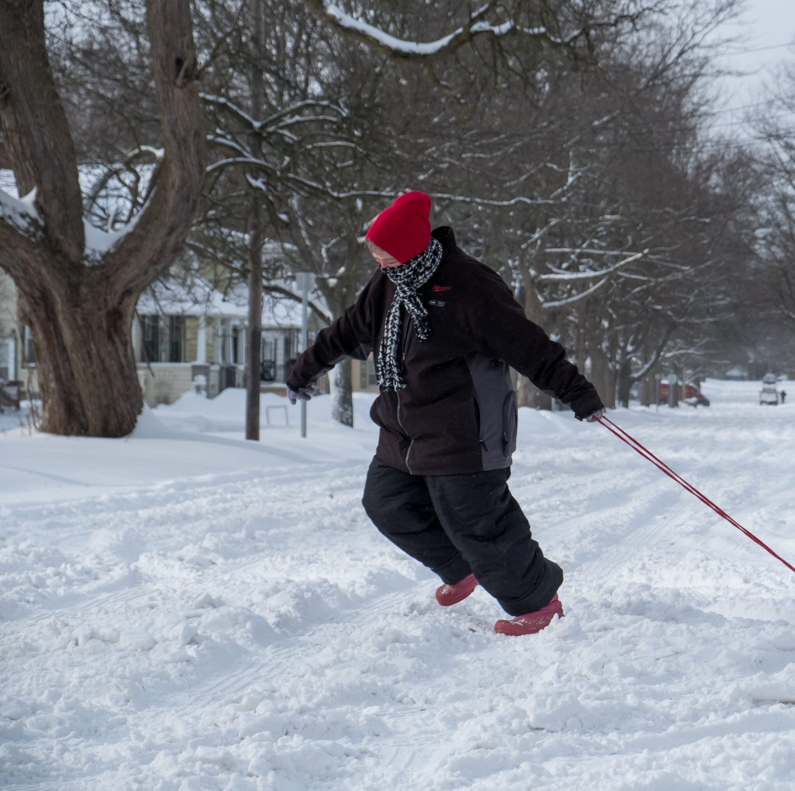 Michigan lawmakers may forgive snow days after frigid temperatures