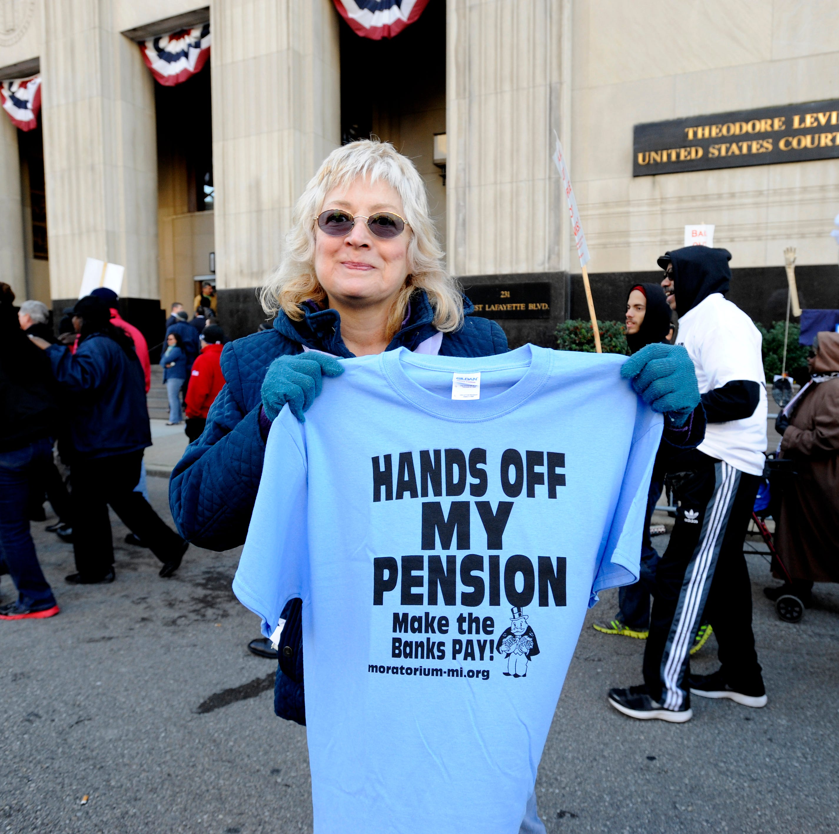 Opinion: Repeal Michigan's pension tax