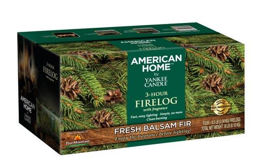 American Home Firelogs