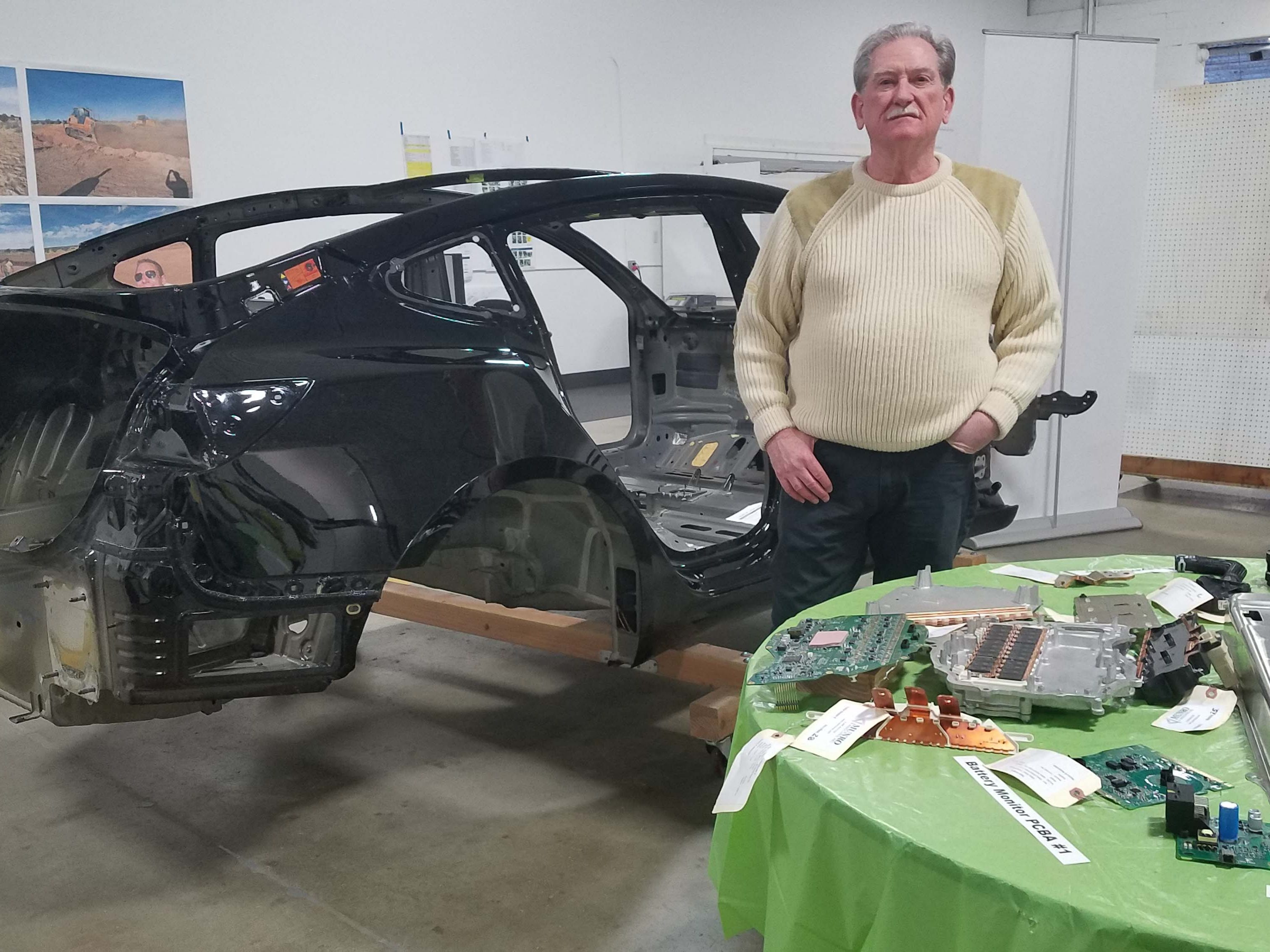 In early 2018, Sandy Munro and his colleagues at Munro & Assoc. tore down a Tesla Model 3 over three months and assessed its components and build quality. Results: 1) build quality the worst they have seen, 2) electronics systems tops in class. Manufacturers like Toyota have since bought his report.