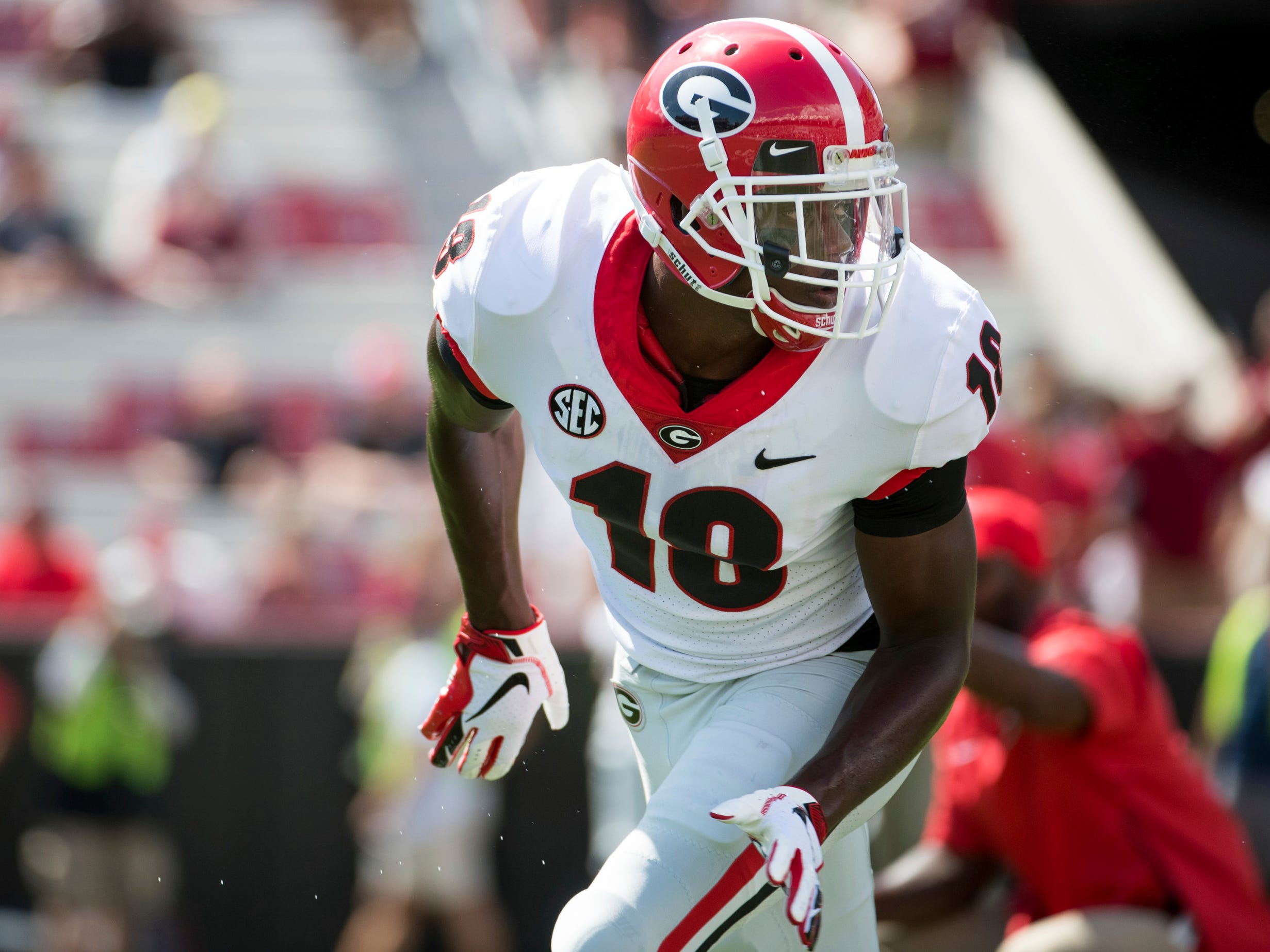 24. Oakland Raiders — Deandre Baker, CB, Georgia: After scoring the edge rusher at the top of the draft, the fundamentally sound Baker would bolster the back end for a defense that allowed 36 touchdowns through the air and a 101.0 passer rating against in 2018.