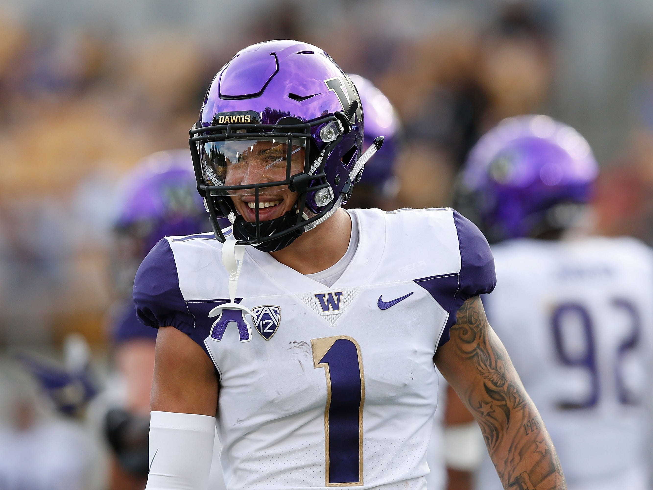 20. Pittsburgh Steelers — Byron Murphy, CB, Washington: Joe Haden is entering the final year of his contract and Coty Sensabaugh, on the opposite side, merits an upgrade for a team that tallied just eight interceptions last season. Murphy proved to be quite the playmaker in college and could start immediate for the Steelers.