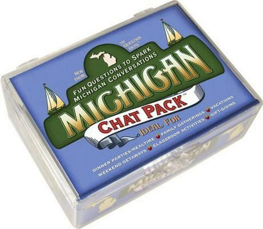Michigan Chat Pack can keep you entertained and informed.