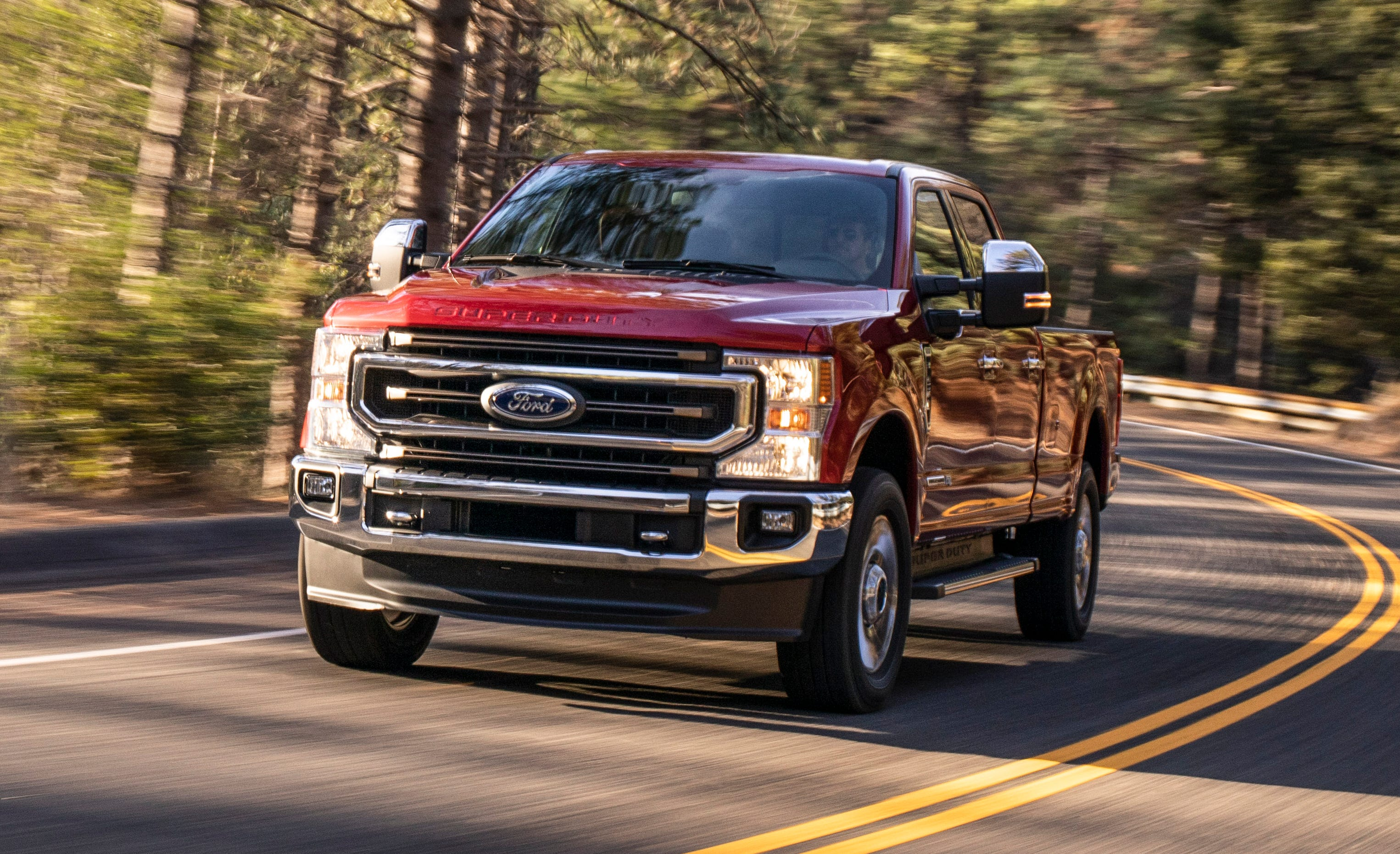 2020 Ford F-250 King Ranch Super Duty