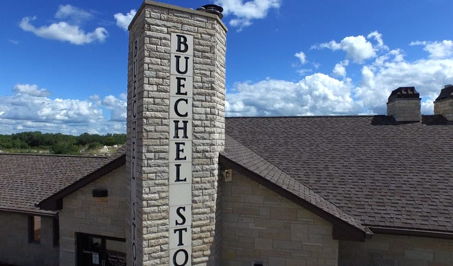 Buechel Stone Corporation will soon close its office and showroom in Fond du Lac. Pictured is the Fond du Lac Design Center.