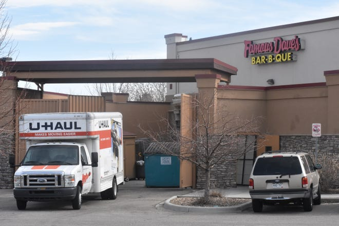 The Fort Collins Famous Dave's location has closed.