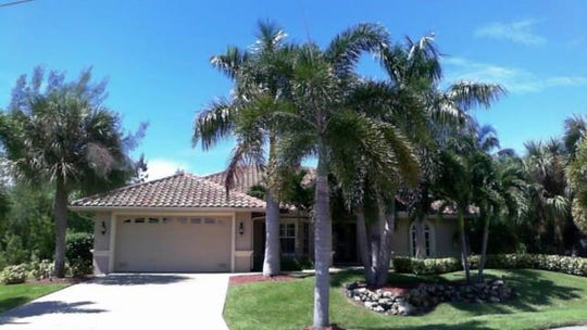 This home at 4104 SW 27th Place, Cape Coral, recently sold for $540,000.