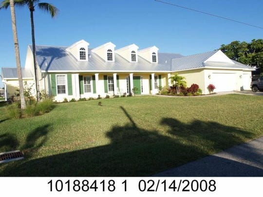 This home at 3930 SE 18th Place, Cape Coral, recently sold for $850,000.