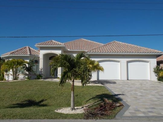 This home at 5304 SW 2nd Placae, Cape Coral, recently sold for $827,000.