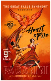 Heart and Fire poster
