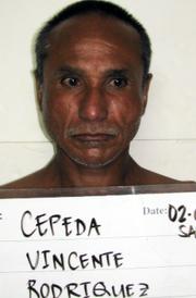 Vincente Rodriguez Cepeda