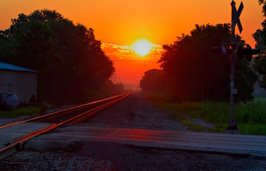 The Nickel Plate Express will host a train ride early morning on Feb. 16 and 17, 2019 in Atlanta, IN.