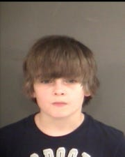 Paul Henry Gingerich was 12 years old when he entered prison in 2011.