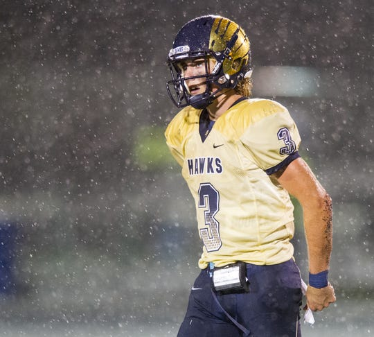 Tommy Stevens starred at Decatur Central before heading to Penn State.