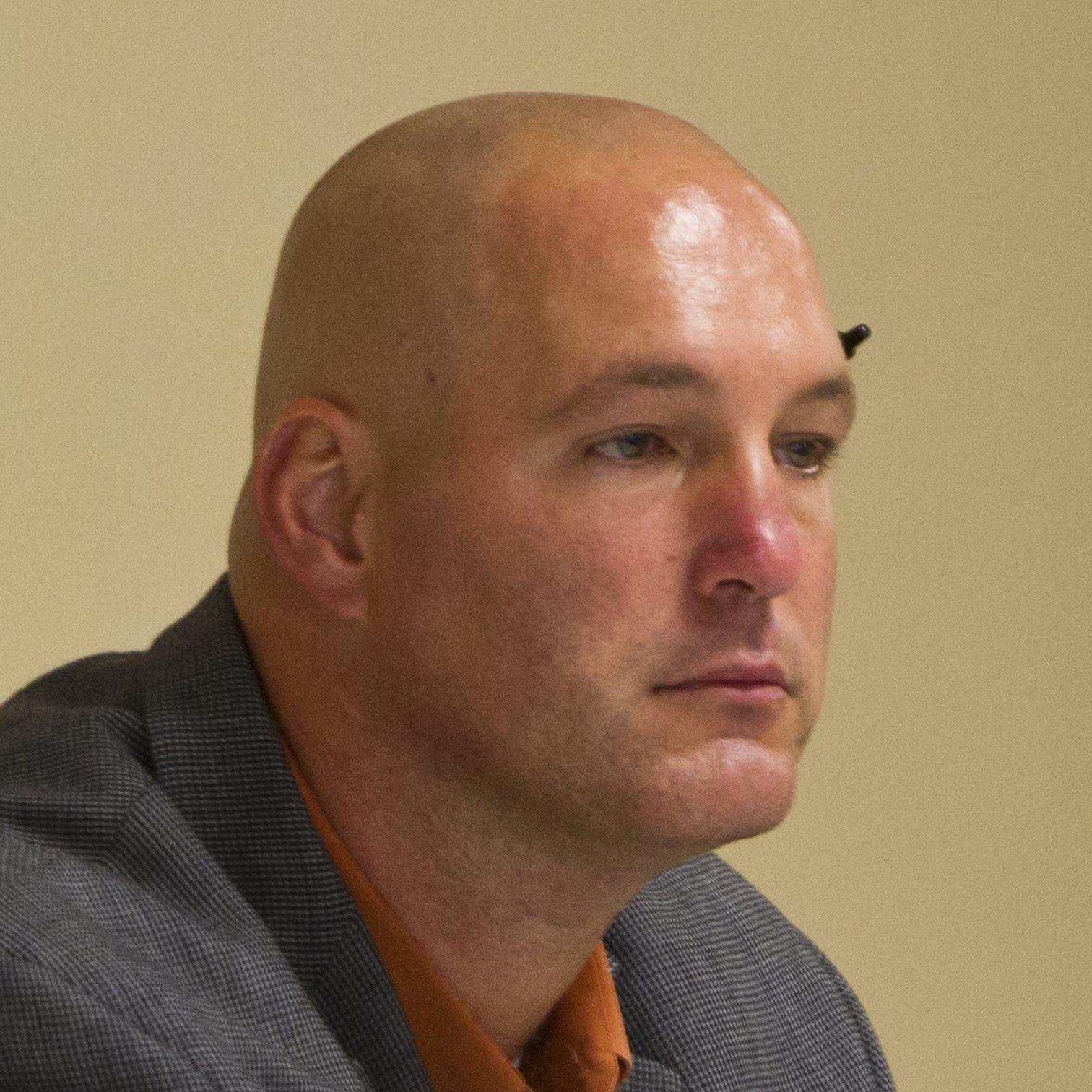 Carbon monoxide poisoning killed Superintendent Destin Haas
