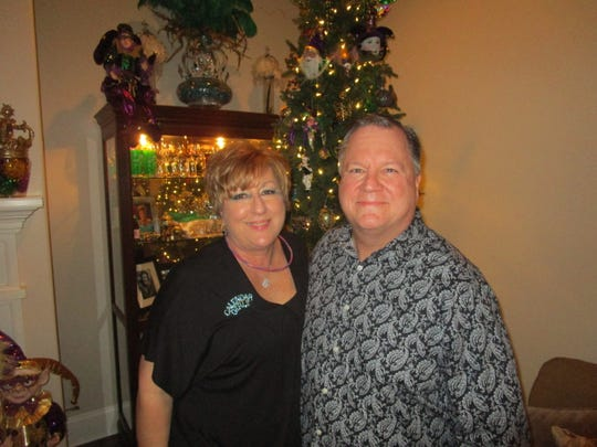 Lori and David Landry