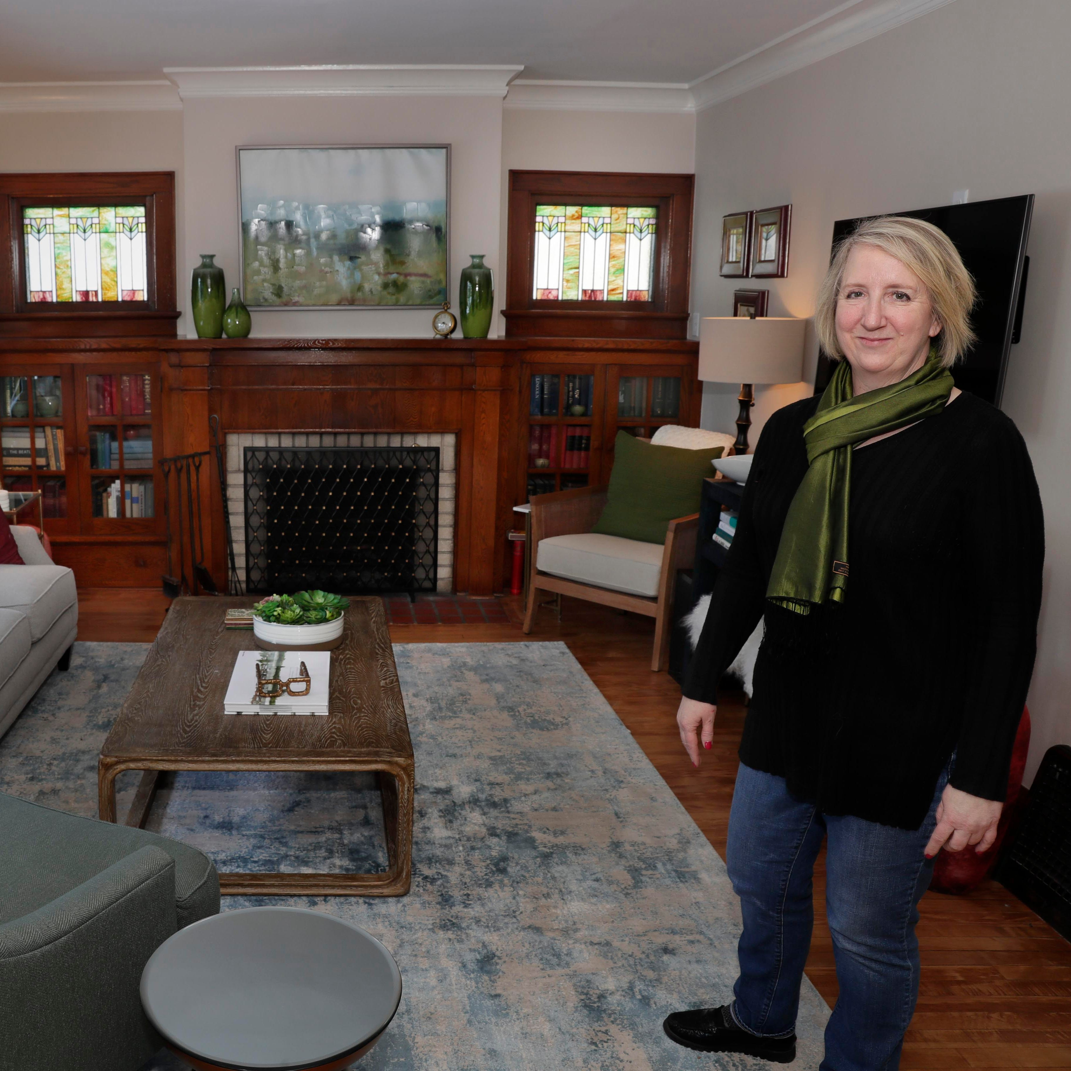 Tosa bungalow charmed her from day 1, but its 'hallway of doors' cried out for updating